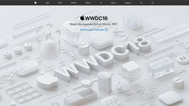 Apple Events - WWDC Keynote, June 2018 - Apple