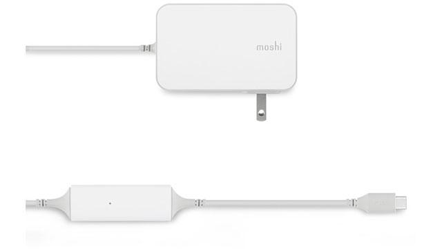 moshi ProGeo USB-C Laptop Charger (65W)