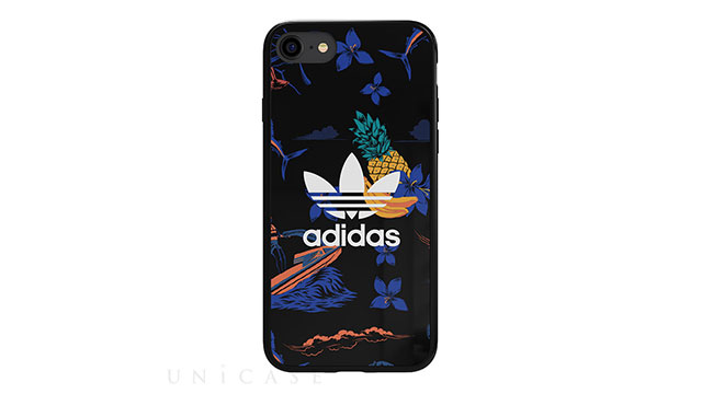 【iPhone 8/7/6s/6 ケース】Snap case (Island Time/Black)