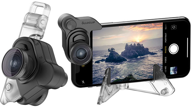 olloclip Mobile Photography Lens Box Set for iPhone X