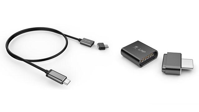 LMP USB-C Magnetic Breakaway charging cable/Adapter