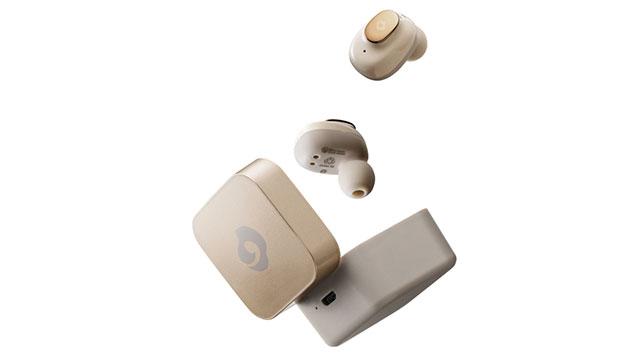 GLIDiC Sound Air TW-5000 シャンパンゴールド