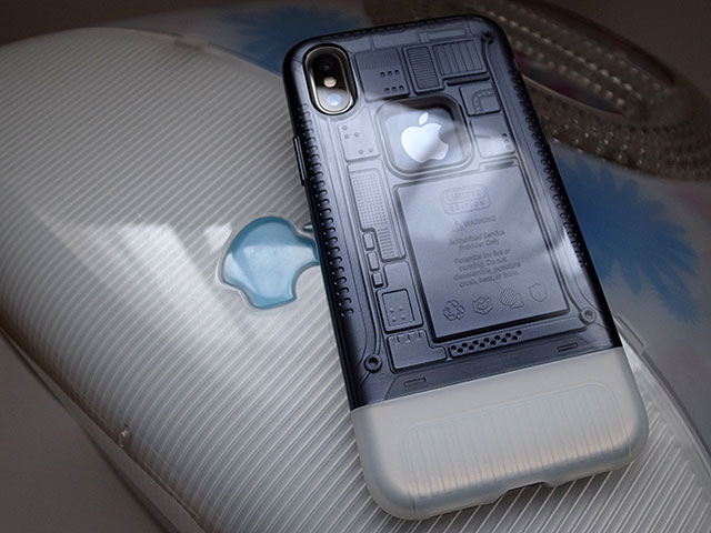 Spigen Classic C1 for iPhone X