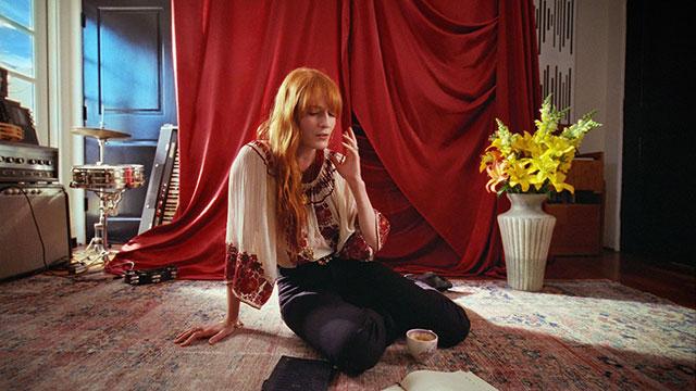 Music Lab:Florence Welchとの共同開発によるセッション「オリジナルのサウンドを創ろう