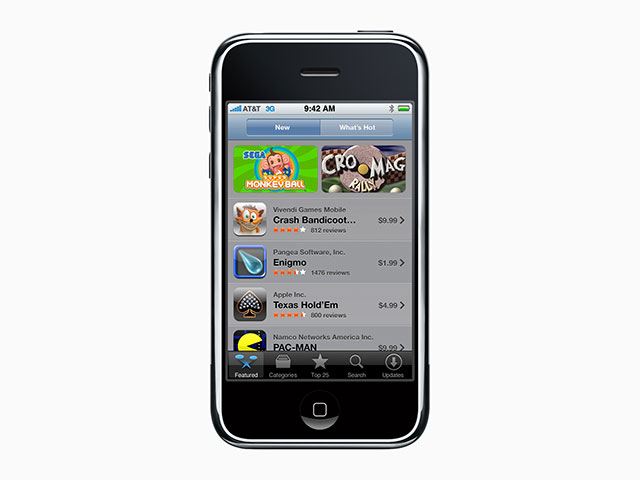 The App Store turns 10