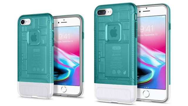 Spigen Classic C1 for iPhone 8/8 Plus