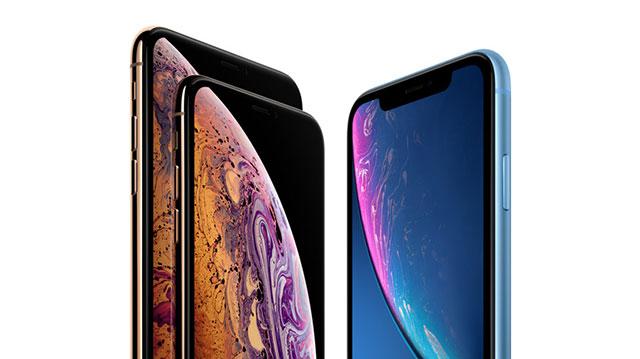 iPhone XS/XR