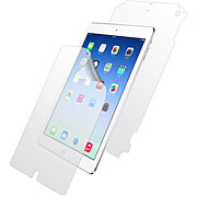 Clear-coat Screen Protector & Cover for iPad Air