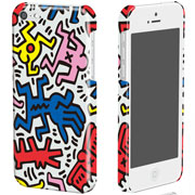 GRAPHT Keith Haring Collection Hard Case for iPhone 5c