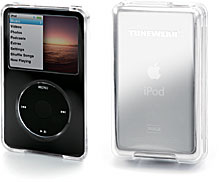 TUNESHELL for iPod classic