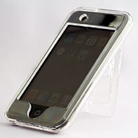 Crystal Case for iPod touch Clear