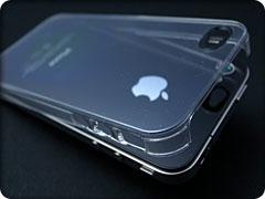 エアージャケットセット for iPhone 4