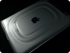 Air scallops #02 Half Shell Case for iPad 2