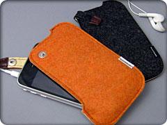 ハンドメイドフェルトケース for iPhone 3G