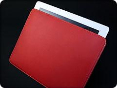 ハンドメイドレザーケース for iPad & iPad 2 & iPad 3 Ver.2.0