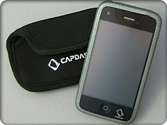 CAPDASE Soft Frame for iPhone 3G
