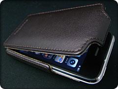 CUCUBILA EZD iPhone 3G本革フォーミングケース