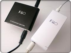 FiiO E5・FiiO E3