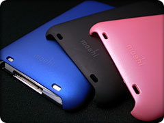 moshi iGlaze touch for iPod touch 2nd
