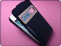 melkco iPhone 4/4S用本革ケース(Jacka ID type)