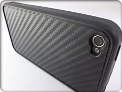 Griffin Reveal Etch for iPhone 4 Graphite