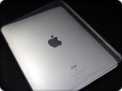 RT-PA1C2(Apple iPad用ハードコーティングシェルジャケット)