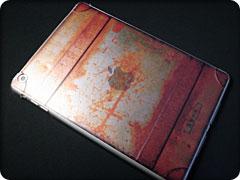 錆プリントiPad miniケース shimaシリーズ