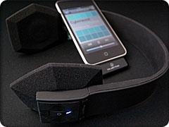 Bluetooth ステレオヘッドセット Bluetribe SBT02