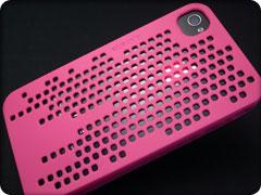 id AmericaSkyline Rigid Flex Case for iPhone 4