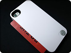 SwitchEasy CARD for iPhone 4S/4