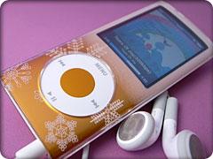 voxstoreの第4世代iPod nano用デザインケース