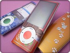 VOXSTOREの第5世代iPod nano用デザインケース