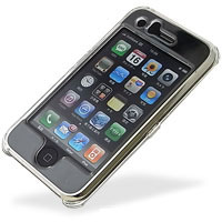 クリアケース for iPhone 3G
