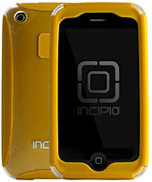 SILICRYLIC Silicone Crystal Case for Apple iPhone 3G