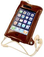 iPhone 3Gオイルレザーケース RINGO
