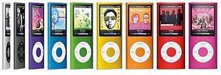第2世代iPod nano