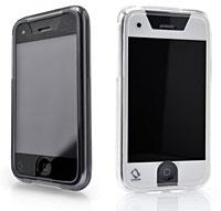 iPhone 3G用クリスタルケース