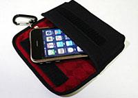 iPhone 3G ファブリックケース