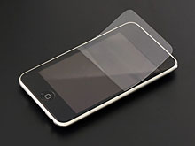 クリスタルフィルムセット for iPod touch 2nd