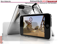 Micro Solution iPod Touch Film Kit #201AR HG