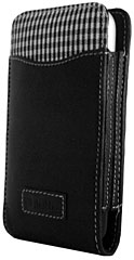 Das Blau The Slipper Leather Case for iPhone&iPod touch