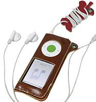 JACA JACA iPod nano オイルレザーケース