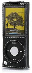 Incase Leather Sleeve for iPod nano 4G