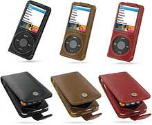 PDAIR レザーケース