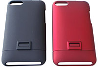 Rubber Coating Case for 2nd iPod touch