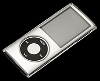 CRYSTAL SHELL #101 for iPod nano 4th. Generation