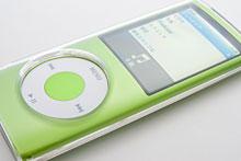 Crystal Shell for iPod nano(4th)