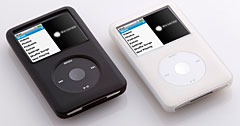 Silicone Case for iPod classic