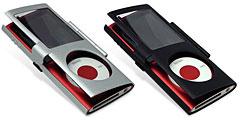 PDAIR アルミケース for iPod nano(4th gen.)
