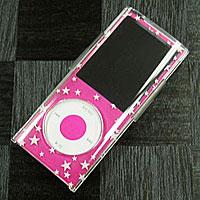 第4世代iPod nanoデザインケース